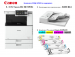 Принтер МФУ Canon imageRUNNER ADVANCE DX C3725i + DADF-BA1 + Комплект тонер Canon C-EXV 49 BK/M/C/Y