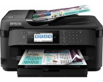 Принтер МФУ Epson WorkForce WF-7710DWF