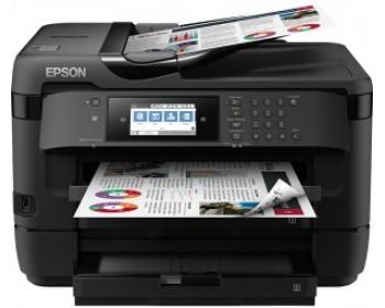 Принтер МФУ Epson WorkForce WF-7720DTWF