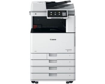 Принтер МФУ Canon imageRUNNER ADVANCE DX C3725i + крышка Platen Cover Y2 + Комплект тонер Canon C-EXV 49 BK/M/C/Y