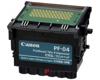 Печатающая головка Canon PF-04 для Canon iPF670/750/770