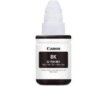 Чернила GI-490B (чернила, 135мл, черный) для Canon PIXMA G1400/2400/3400