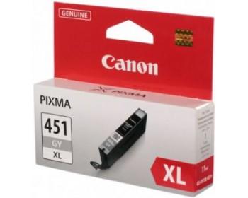 Картридж CLI-451GY XL (серый) для Canon PIXMA MG7140/6340 3350стр.