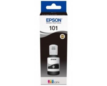 Чернила Epson 101 EcoTank BK Ink Bottle (127 мл, 7500 стр.) для L41xx / 61xx