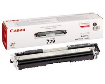 Картридж Canon 729 BLACK для Canon LBP7010C (1200стр,)