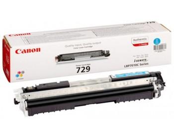 Картридж Canon 729 CYAN для Canon LBP7010C (1000стр,)