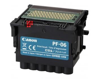 Печатающая головка Canon PF-06 для Canon TM-200/TM-300