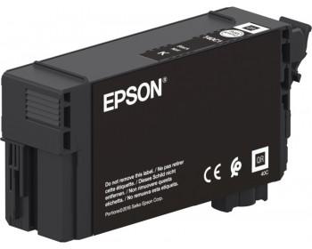 Картридж Epson UltraChrome XD2 Black T40C140 (50ml) для T3100/5100