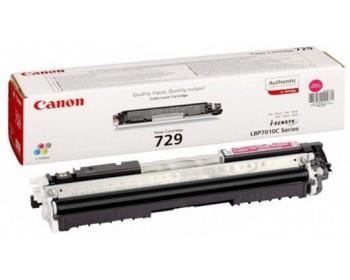 Картридж Canon 729 MAGENTA для Canon LBP7010C (1000стр,)