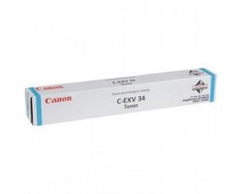 Туба с тонером C-EXV 34 C для Canon iRA C22xx (19 000 стр.)
