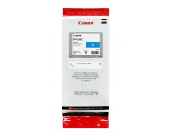 Картридж PFI-320 C (голубой) для Canon TM-200/TM-300 (300 мл)