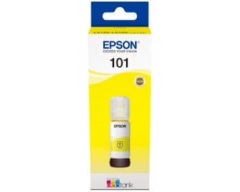Чернила Epson 101 EcoTank YE Ink Bottle (70 мл, 6000 стр.) для L41xx / 61xx