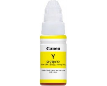 Чернила GI-490Y (чернила, 70мл, желтый) для Canon PIXMA G1400/2400/3400