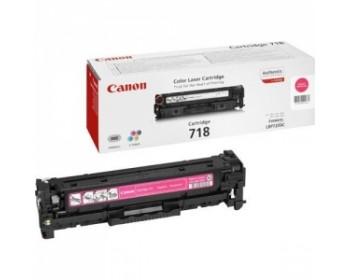 Картридж Canon 718 MAGENTA для Canon MF85xx/724 (2900стр,)