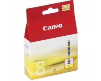 Картридж CLI-8 Y (желтый) для Canon PIXMA iP4200/6600D 540 стр.