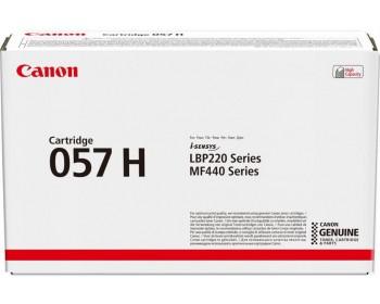 Картридж Canon 057H для Canon LBP22x/MF44x (10 000стр.)