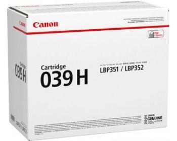 Картридж Canon 039H для Canon LBP351x (25 000стр.)