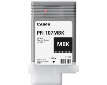 Картридж PFI-107 MB (матовый черный) для Canon IPF670/770 (130 мл)