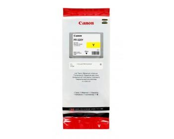 Картридж PFI-320 Y (желтый) для Canon TM-200/TM-300 (300 мл)