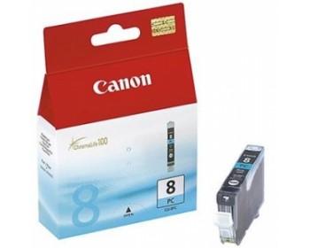 Картридж CLI-8 PC (фото/синий) для Canon PIXMA iP6600D 450 стр.