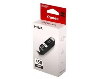 Картридж PGI-450PGBK XL (черный пигм.) для Canon PIXMA MG7140/6340 500стр.