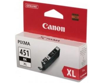 Картридж CLI-451BK XL (черный) для Canon PIXMA MG7140/6340 4425стр.