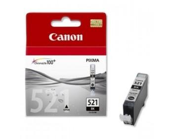 Картридж CLI-521 BK (черный) для Canon PIXMA iP3600/4600/MP540