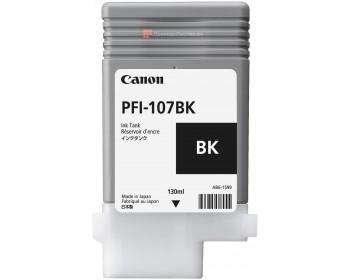 Картридж PFI-107 B (черный) для Canon IPF670/770 (130 мл)