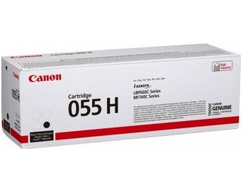 Картридж Canon 055HB для Canon LBP66x/MF74x (7 600стр.)