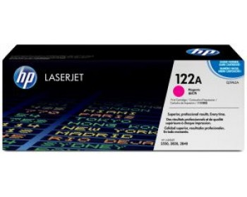 Картридж HP Color LaserJet 2550 Q3963A, Magenta (up to 4000 pages)
