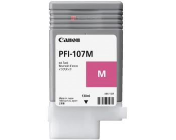 Картридж PFI-107 M (малиновый) для Canon IPF670/770 (130 мл)