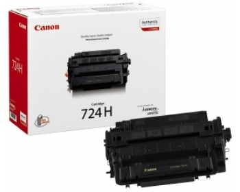 Картридж Canon 724H для Canon 6780x / MF512x (12 500 стр.)