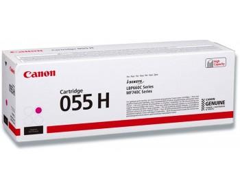 Картридж Canon 055HM для Canon LBP66x/MF74x (5 900стр.)