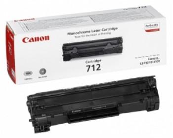 Картридж Canon 712 для принтера Canon LBP3010/3100 HP 1005 (1500стр.)