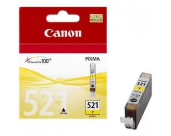 Картридж CLI-521 Y (желтый) для Canon PIXMA iP3600/4600/MP540